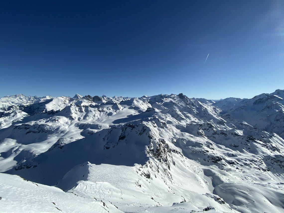 Mont Fort 3300m